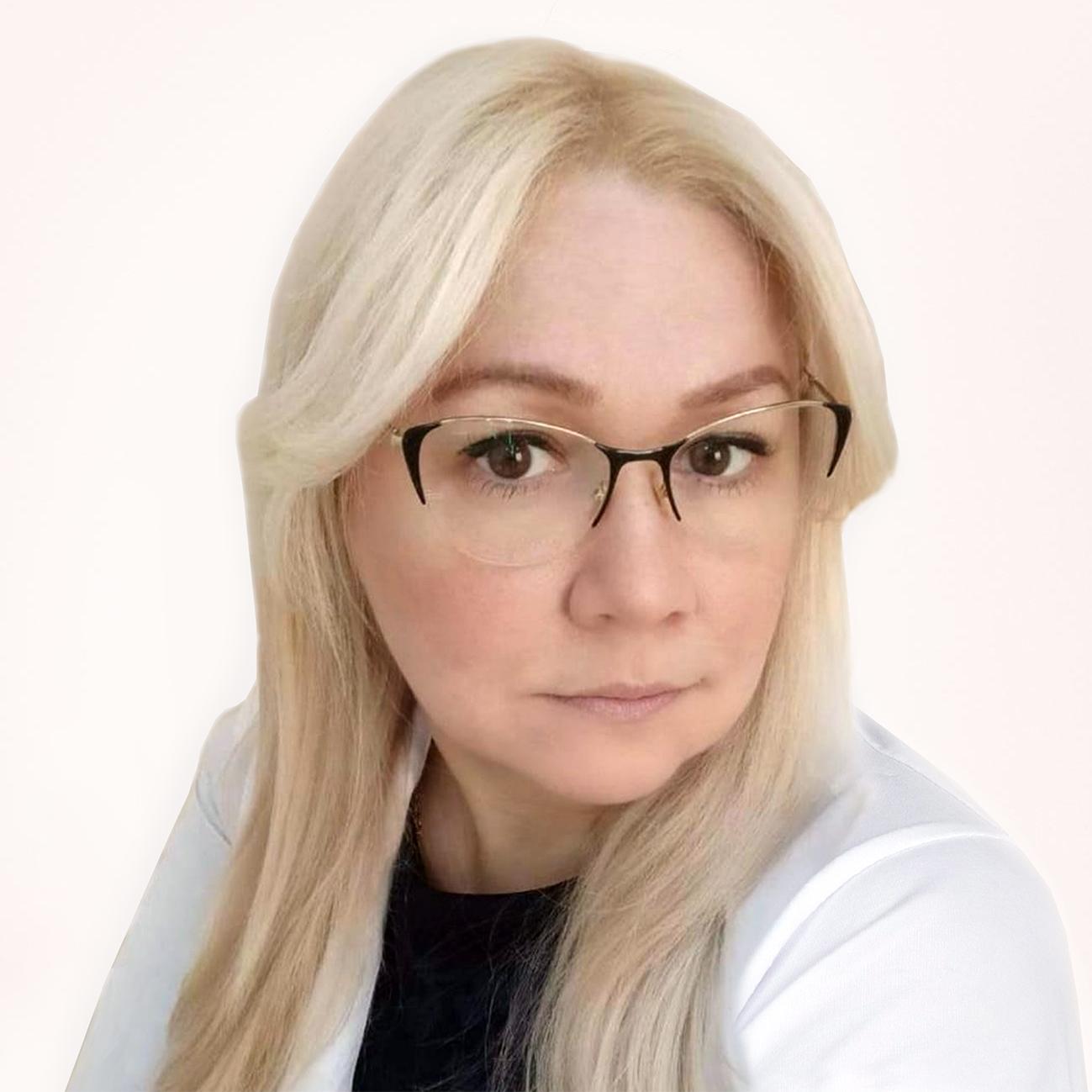 Камышева Ольга Владимировна