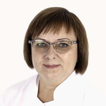 Волосникова (Шевковская) Лариса Владимировна